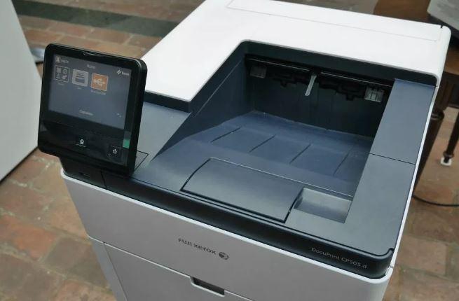 Fuji Xerox Docuprint P255dw Driver