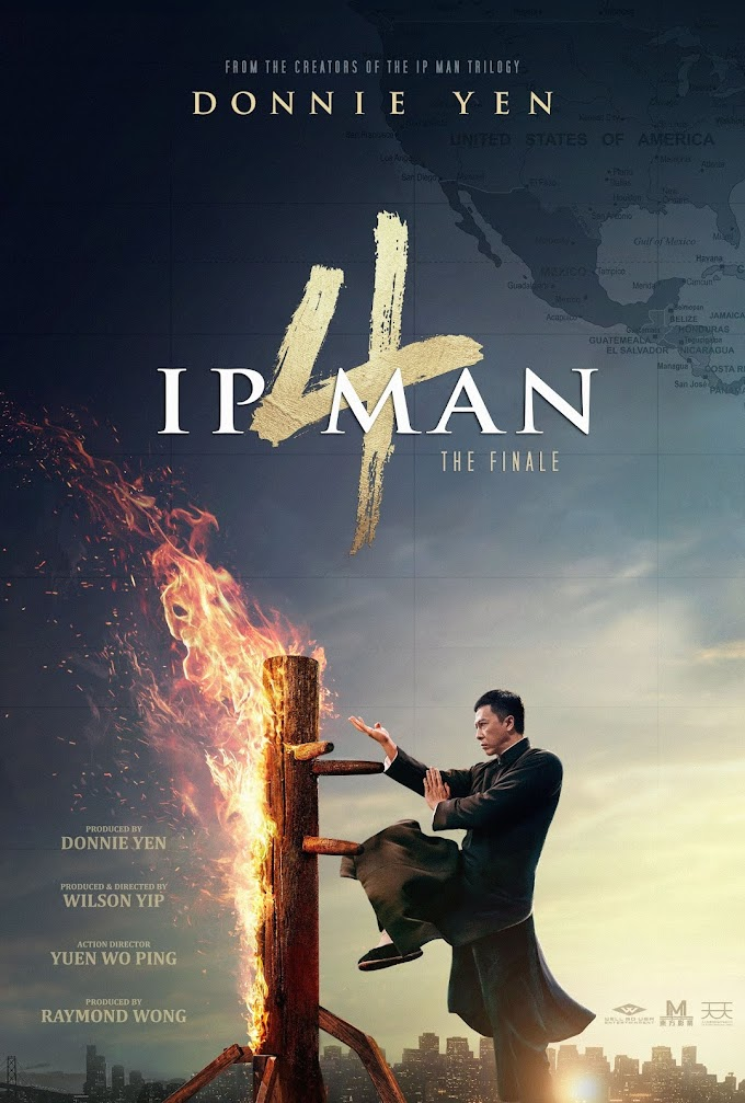Ip Man 4: The Finale (2019) Full Movie