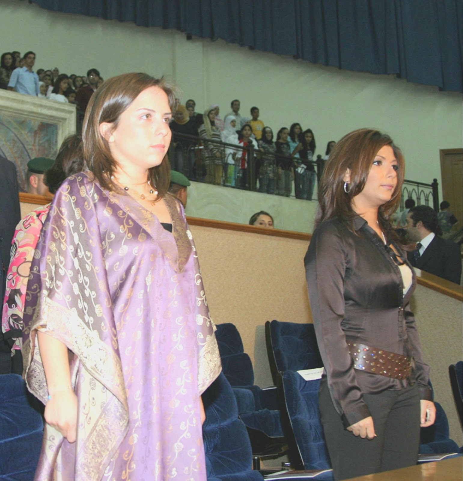 زواج الأميرة راية الحسين من الصحفي البريطاني