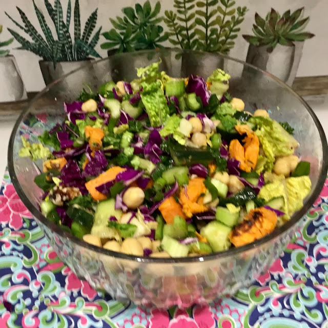 anti-inflammatory salad