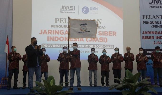 JMSI Banten Periode 2020-2025 Resmi Dikukuhkan