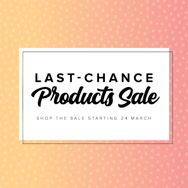 last chance products promo