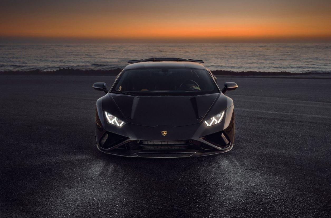 لامبورجيني هوراكان إيفو آر دبليو دي..سيارة رياضية بتقنية عالية