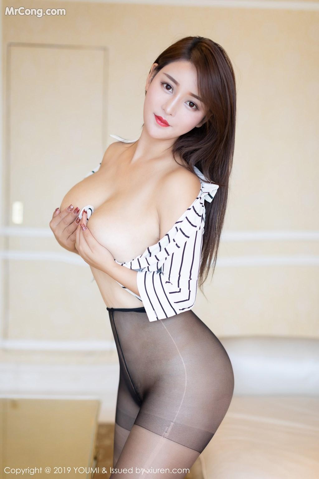 Image YouMi-Vol.341-ber-MrCong.com-036 in post YouMi Vol.341: 潘琳琳ber (56 ảnh)