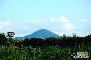 Morro do Votupoca, um antigo vulcão?