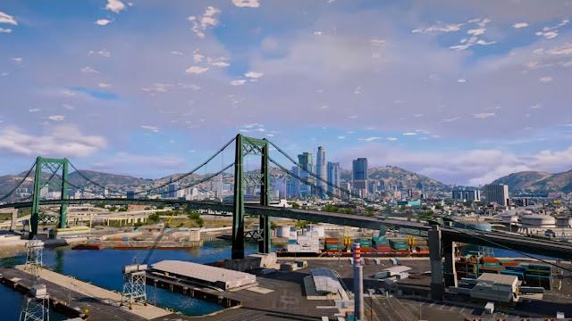 GTA V Redux é o mod gráfico definitivo de Grand Theft Auto V e inclui texturas em 4K e melhoria da iluminação e da condução.