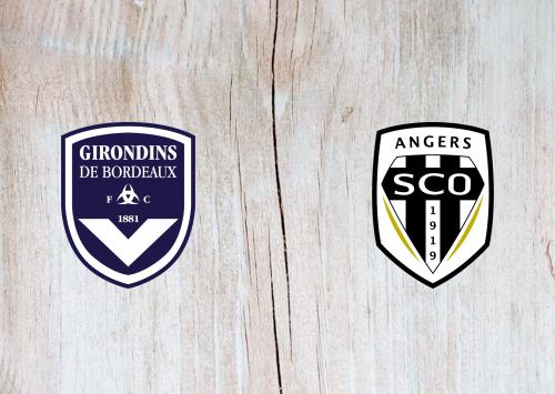 Bordeaux vs Angers SCO -Highlights 24 January 2021