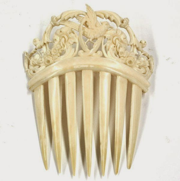The Closet Historian Hair Comb History Highlight 8