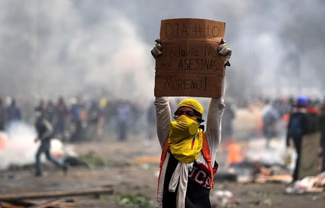 Ecuador, el viejo rostro del neoliberalismo