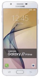 Cara Hard Reset Samsung J7 Prime