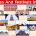 Latest GK Questions 2020 on Temples And Festivals in India For Competitive Exams