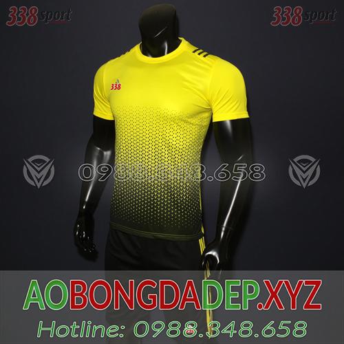 Áo Adidas AB 2019 Màu Vàng Đen Đẹp