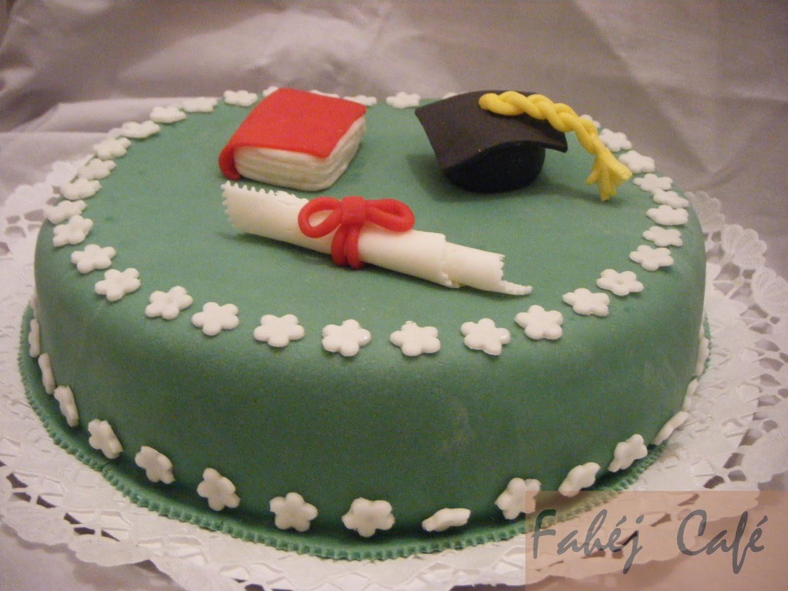 ballagási torta képek Fahéj Café: Ballagási torta ballagási torta képek