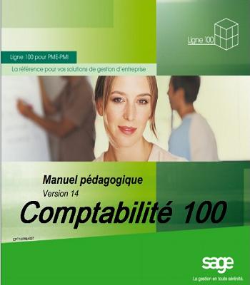 Apprentissage du logiciel SAGE comptabilité 100 v14