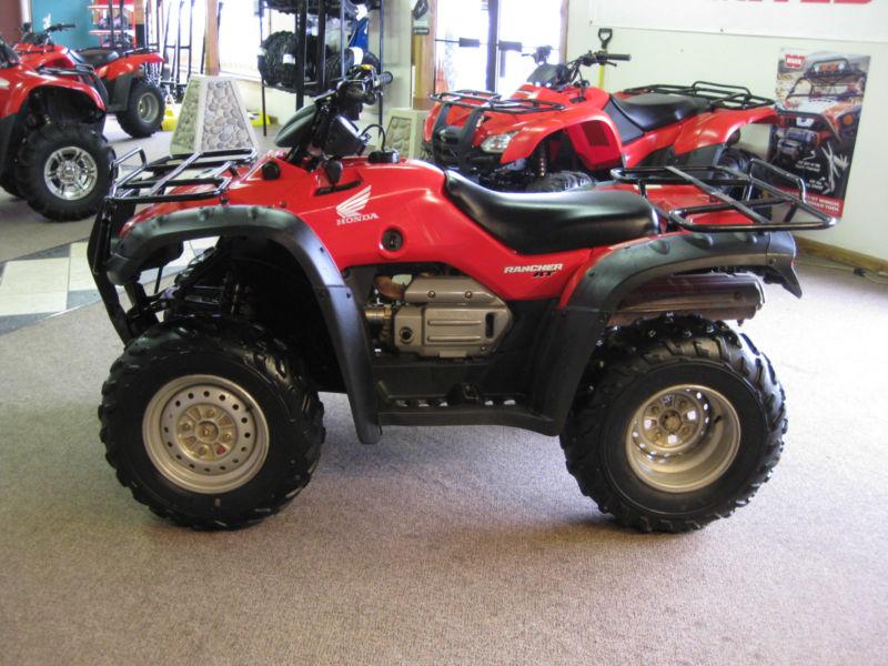 ATV Honda Repair Service Manual : 20042007 Honda Rancher