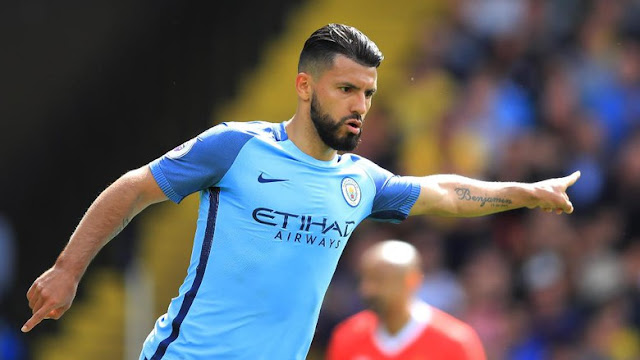Di Tengah Rumor Sanchez, Aguero Pastikan Akan Tuntaskan Kontraknya di City