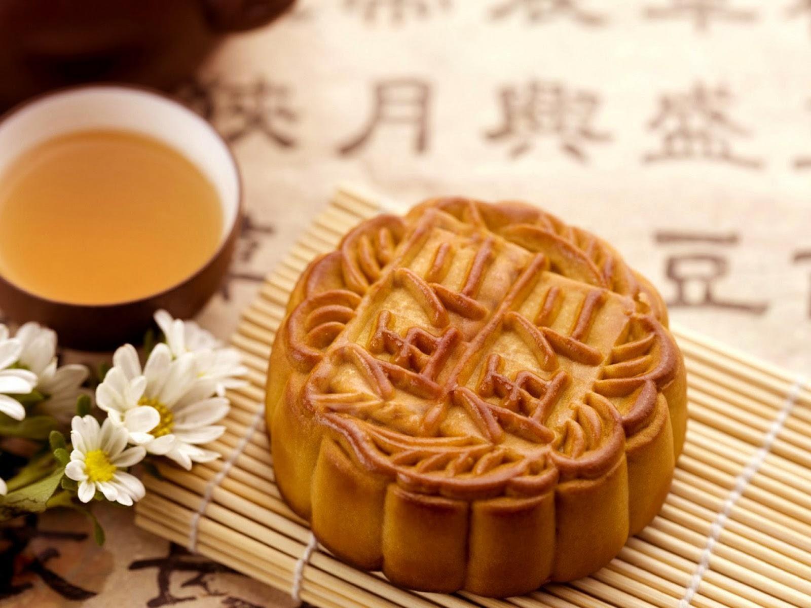 Chinese White Cake