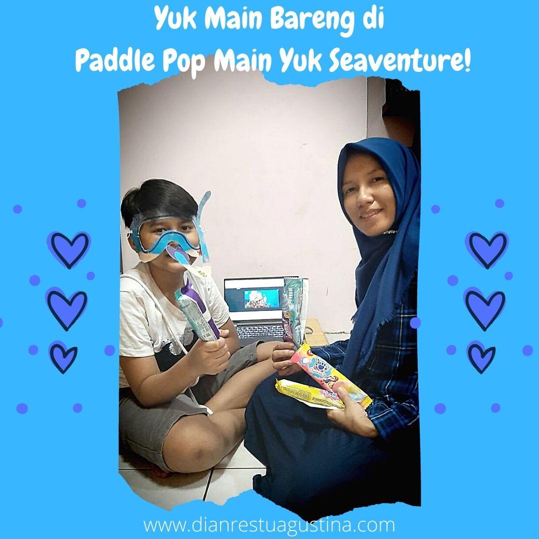 Paddle Pop Main Yuk