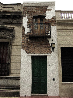 A Peculiar Casa Mínima, em San Telmo