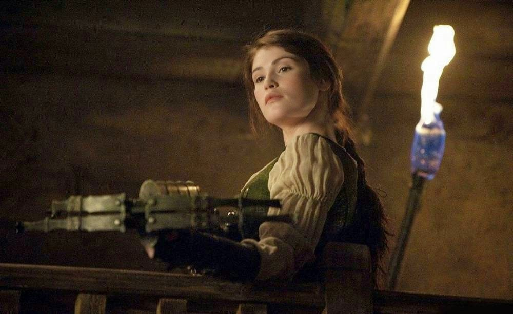 Hansel and Gretal Witch Hunters Gemma Arterton