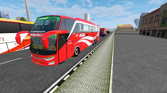 mod bussid bus jb3 shd tronton scania k410ib by ipw