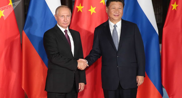 الدب والتنين... روسيا والصين تناقشان إنشاء قاعدة مشتركة على سطح القمر
