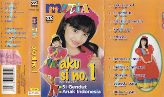 mutia album aku si no 1 www.sampulkasetanak.blogspot.co.id