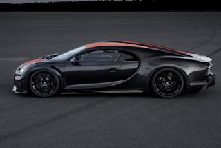 Bugatti's New $3.9 Million Hypercar Broke a World Record