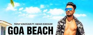 Goa beach Lyrics in English