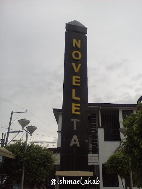 Obelisk Marker of Noveleta, Cavite