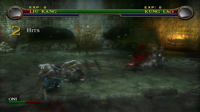 Download Mortal Kombat Armageddon PC Gameplay