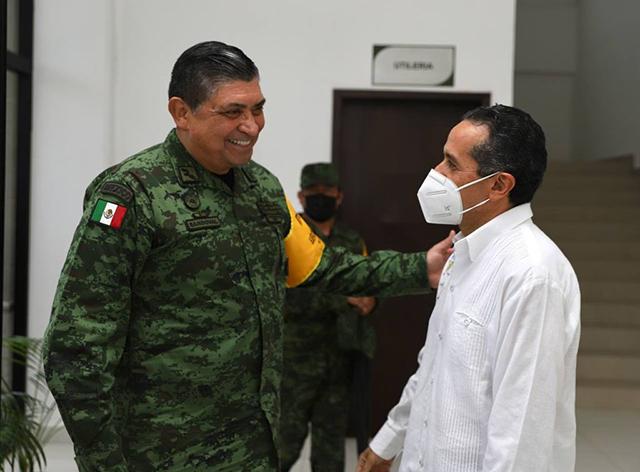 Presidente visita zona sureste para supervisar construcción de Tren Maya
