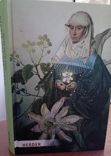 Hildegard in Nonnentracht