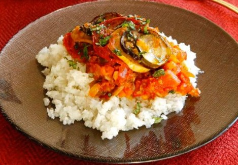 Spicy Ratatouille with Orzo-An Spectacular Vegetarian Nourishment