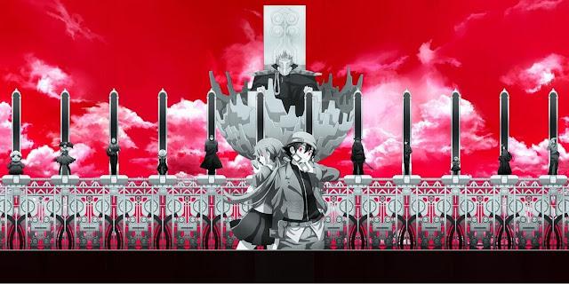 mirai nikki Future-Diary anime
