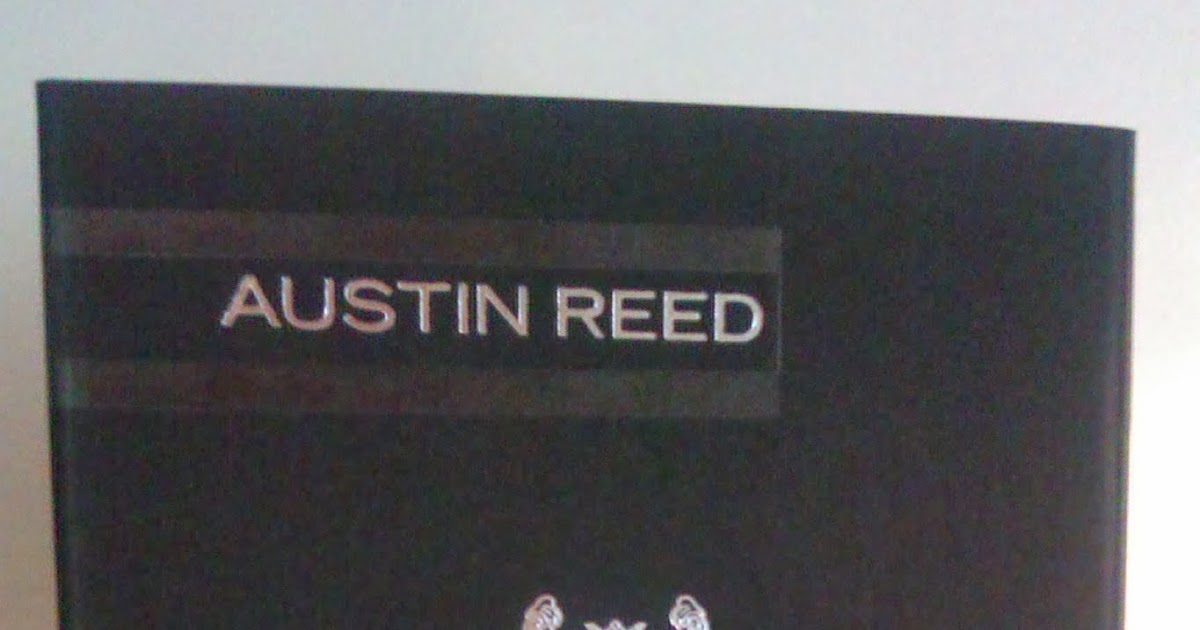 Austin Reed S New Fragrance Signature Eau De Toilette Pour Homme Men S Styling