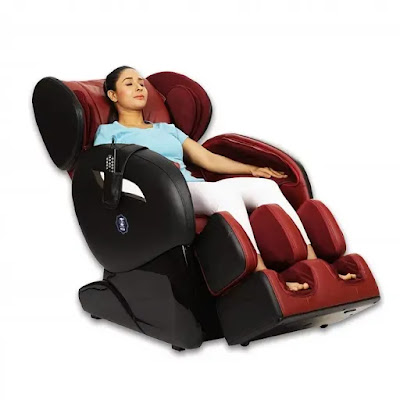 JSB MZ30 Leather Massage Chair for Home Full Body Pain & Stress Relief   Best Massage Chairs for Home in India