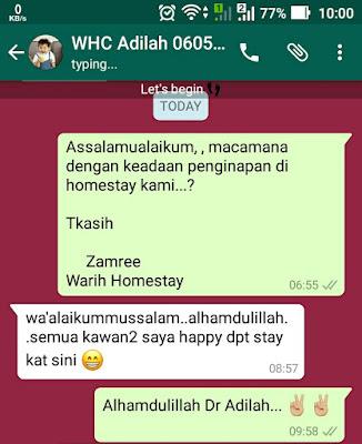 Warih-Homestay-Testimoni-Dr-Adila