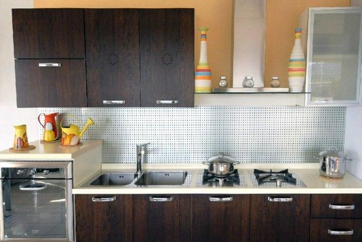 Contoh Gambar Kabinet Dapur Modern