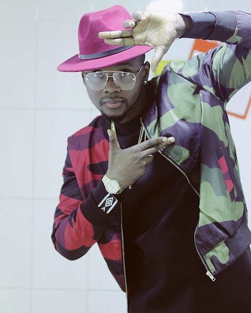 Kiss Daniel exits G-Worldwide Entertainment