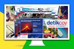 Review Singkat Template Detikcoy yang Mirip Detik.com