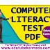 [PDF] Karnataka Computer Literacy Test (CLT) PDF Study materials Free Download Now
