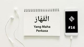 asmaul husna al-qahhar