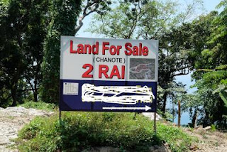 Buying land in Thailand