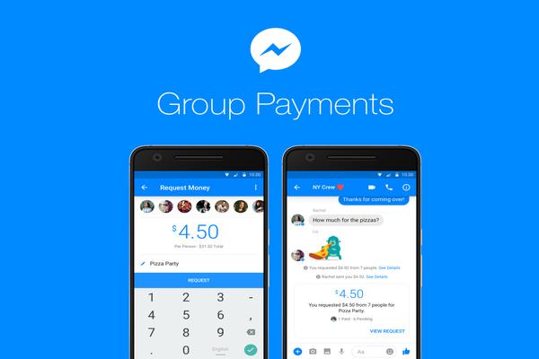 فيسبوك تطلق خدمة Facebook Pay