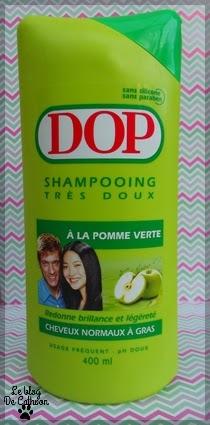 Shampoing Dop Pomme Verte