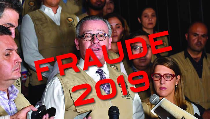 OEA ratifica que hubo fraude electoral en 2019 para beneficiar a Evo Morales