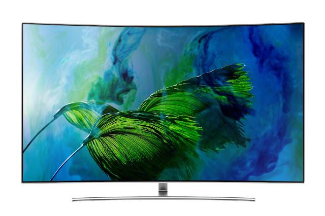 Samsung QLED TV Pre-Order Promotion Get Free Samsung Galaxy S8