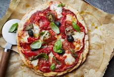 جلوتين فرى | أفضل طريقة  بيتزا خالية من الجلوتين Gluten Free Pizza