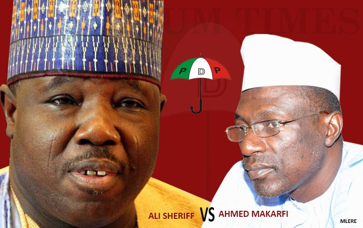 I don't support Sheriff as PDP chairman - Ahmed Makarfi